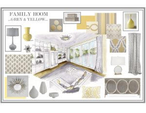 DESIGN CONCEPT BOARD - Tuft & Trim