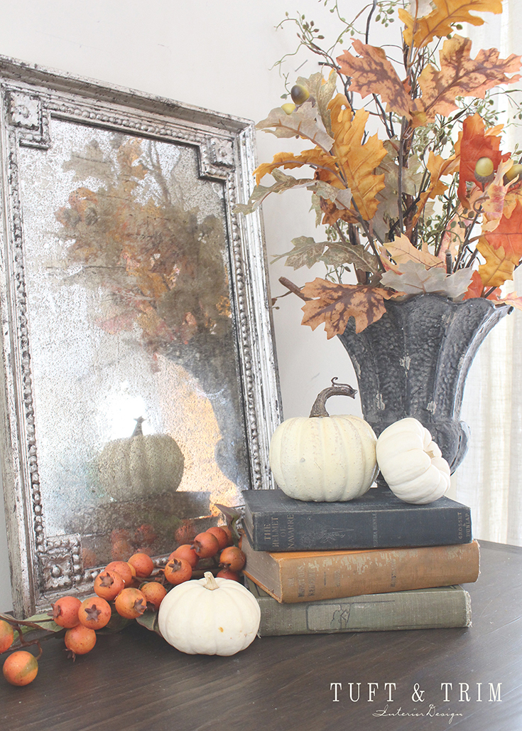 5 Tips for Creating an Elegant Fall Home. Warm it up.