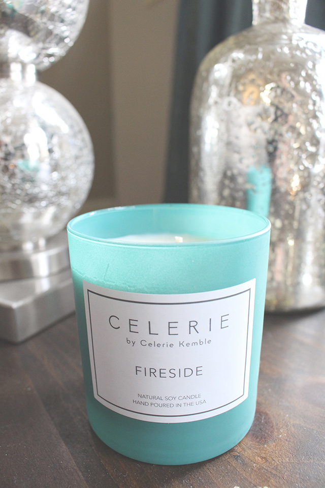 A Home Goods Makeover Candle