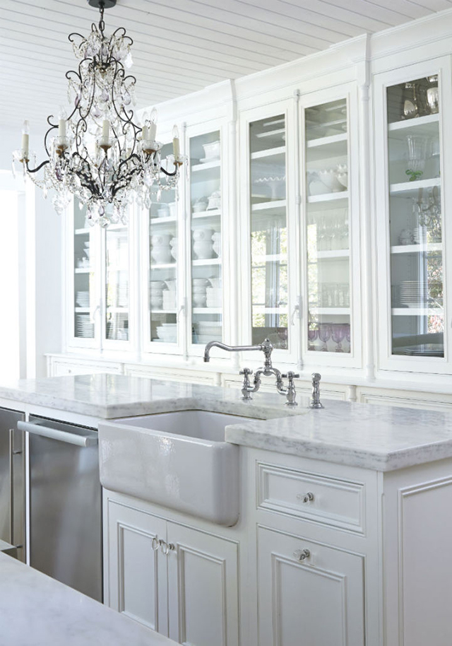 10 Fabulous White And Gray Kitchens. Designer: Cantleyandcompany