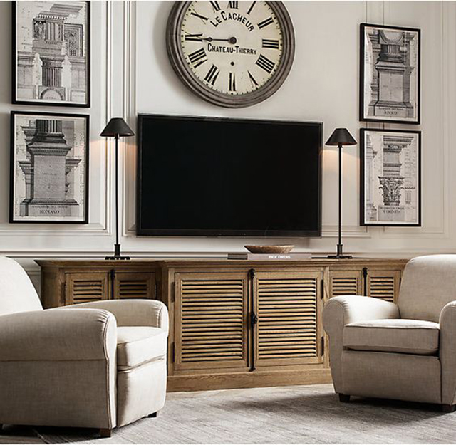 8 Creative Ways to Decorate Around Your TV