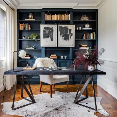 Top 5 Must Haves for an Inspiring Home Office