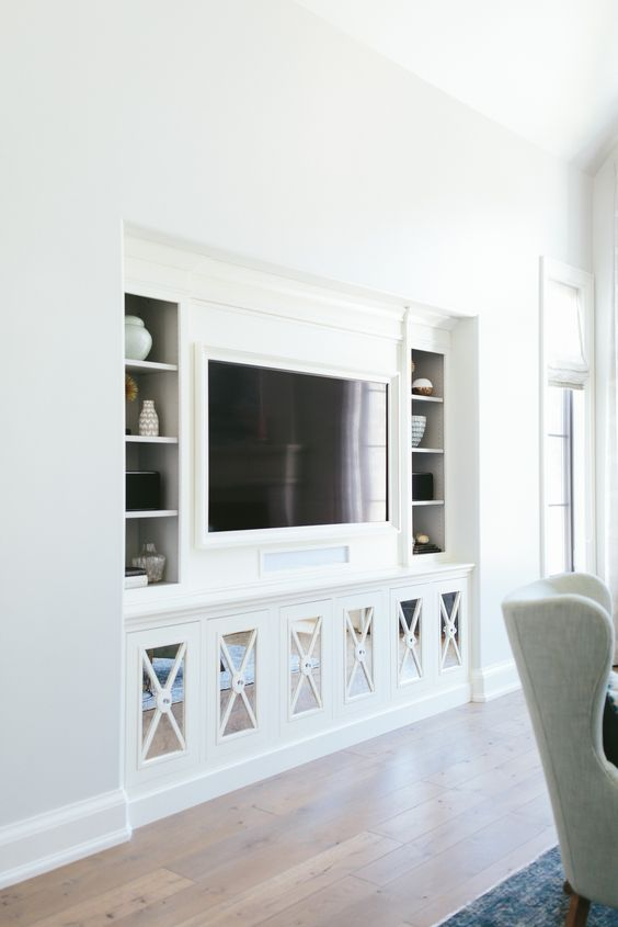 Cool 8 Creative Ways To Decorate Around Your Tv Tuft Trim Home Interior And Landscaping Ologienasavecom
