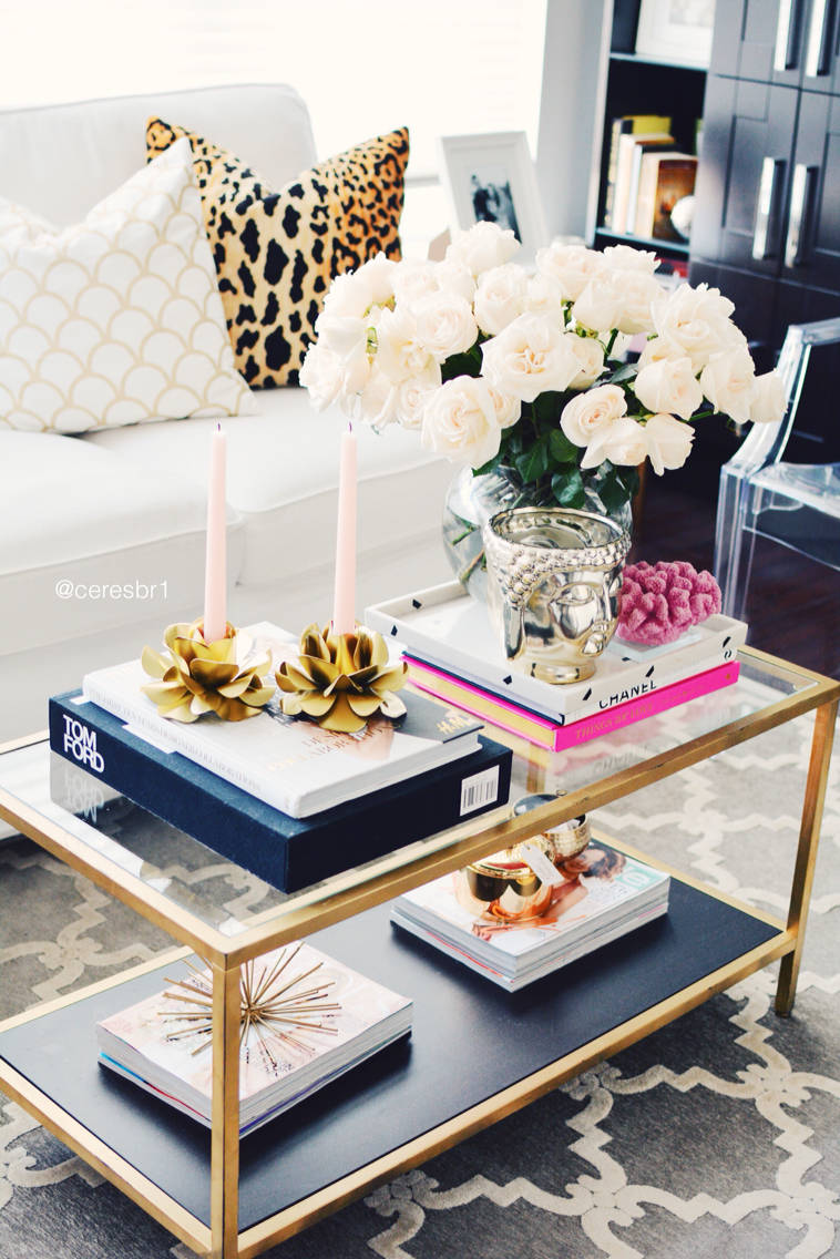 Designer Tips For Styling A Coffee Table Tuft Amp Trim