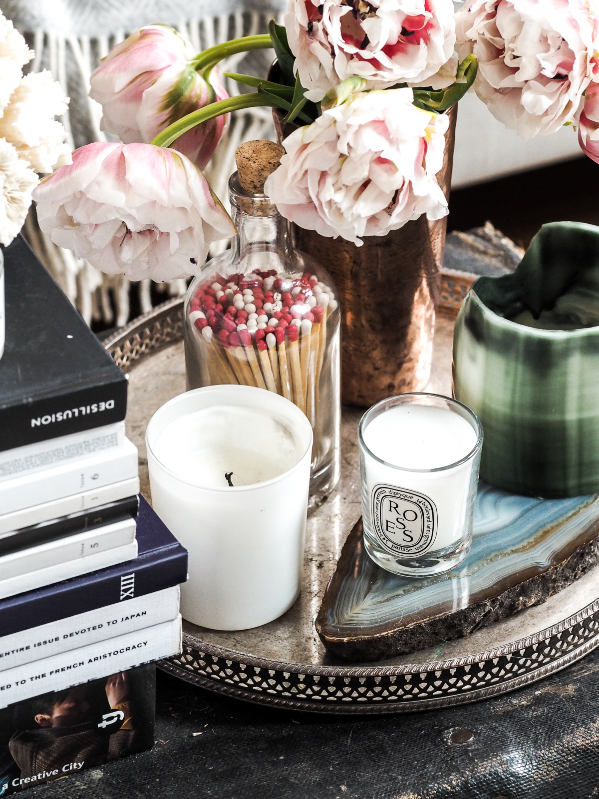Designer Tips for Styling a Coffee Table Tuft & Trim