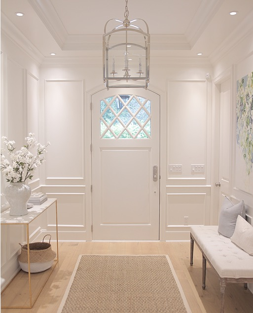 A White Dream Home By Js Home Design