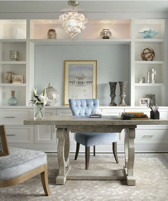 24 Luxury And Modern Home Office Designs: Top 5 Must Haves For An Inspiring Home Office