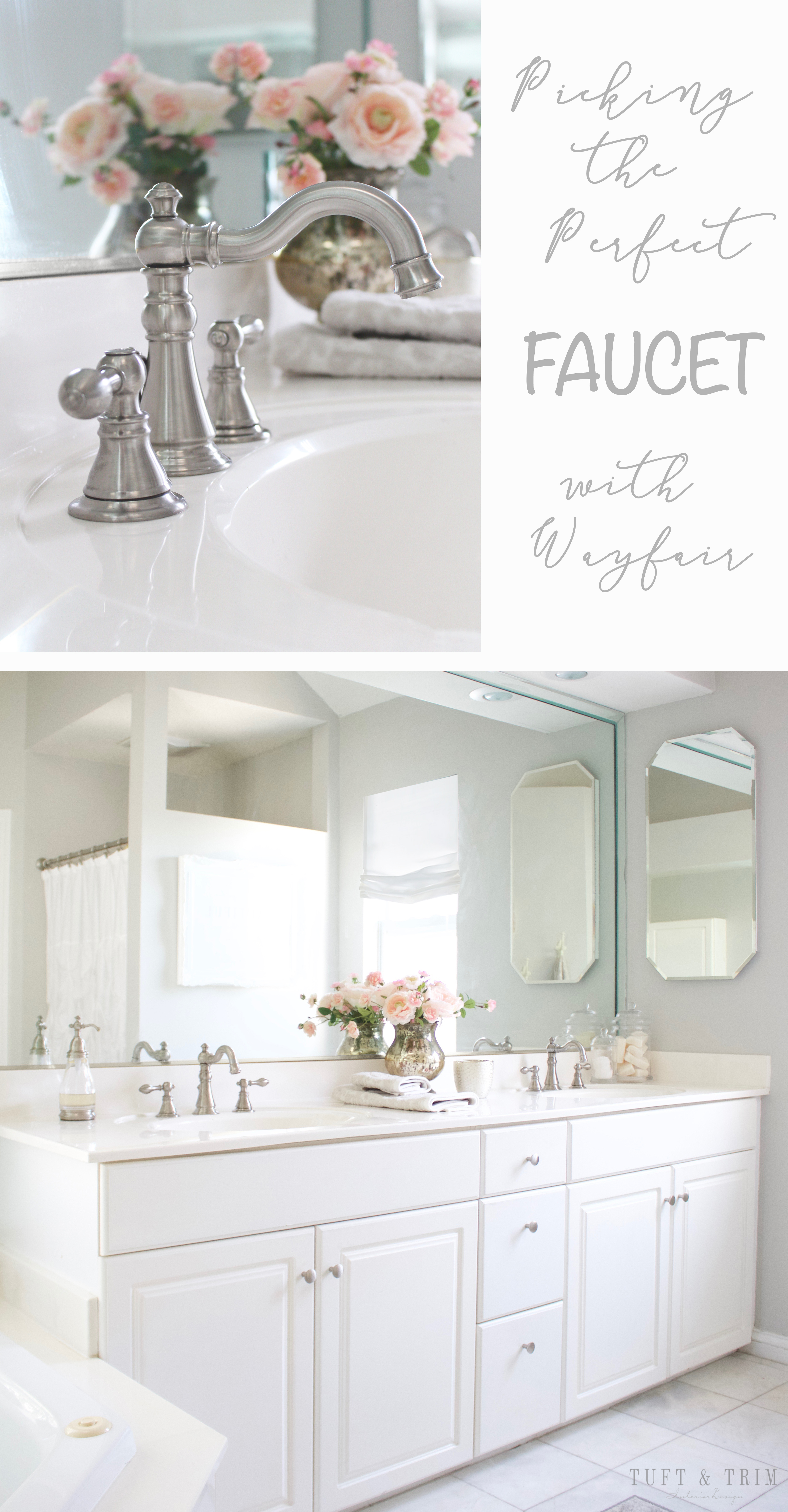 Picking the Perfect Faucet with Wayfair