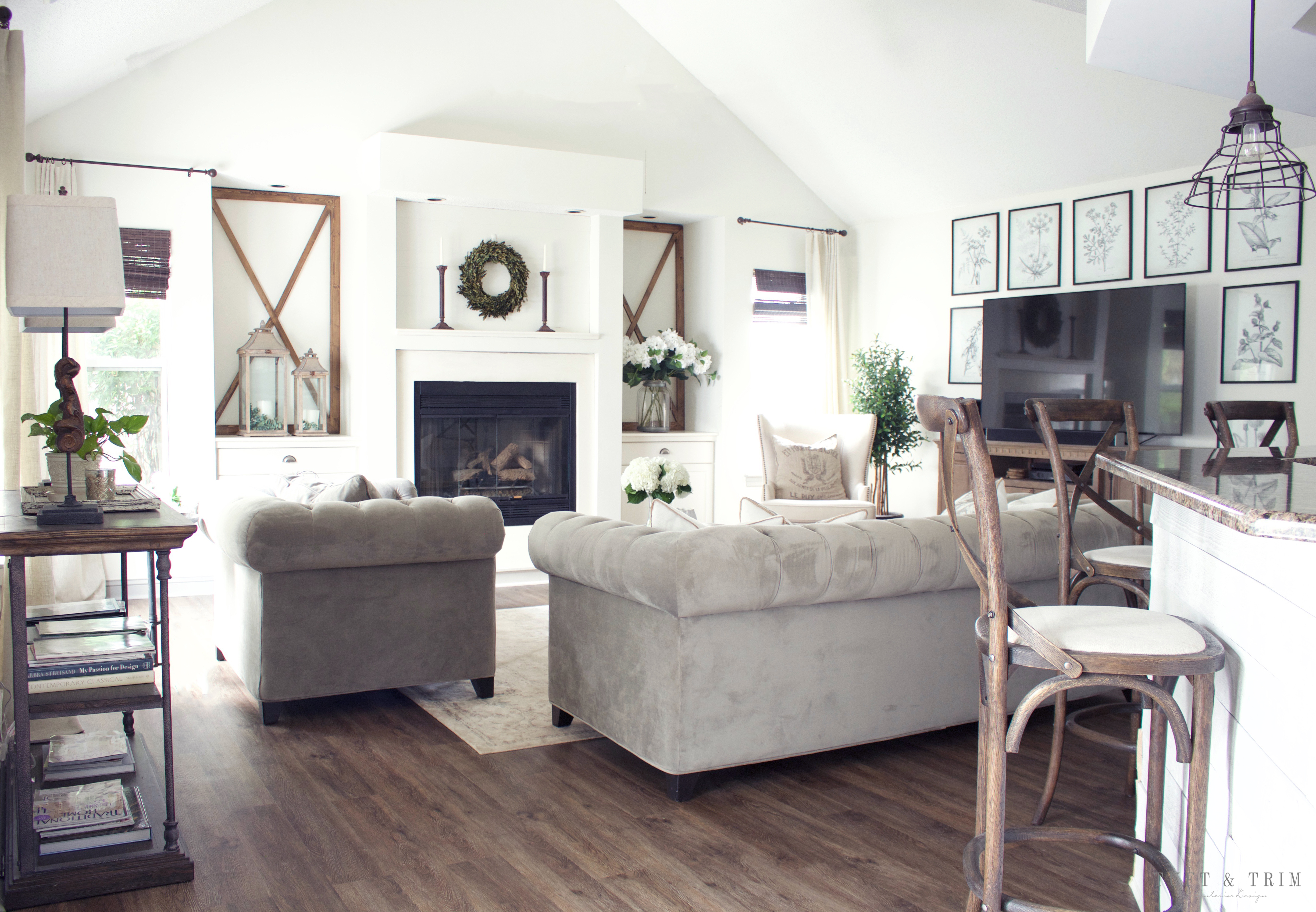 6 ways we transformed our home on a budget