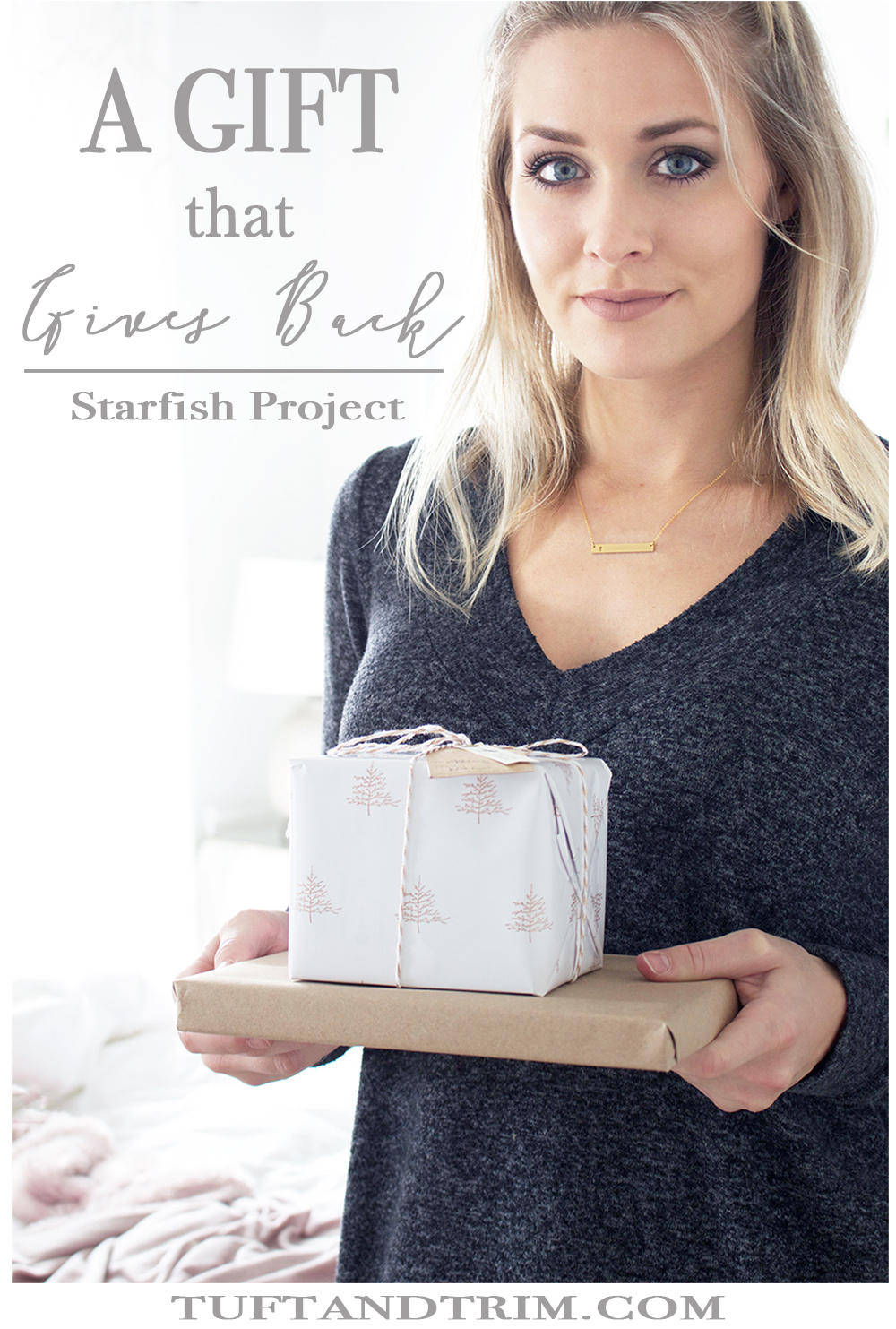 Starfish Project: A Gift that Gives Back. Jewelry with a purpose.