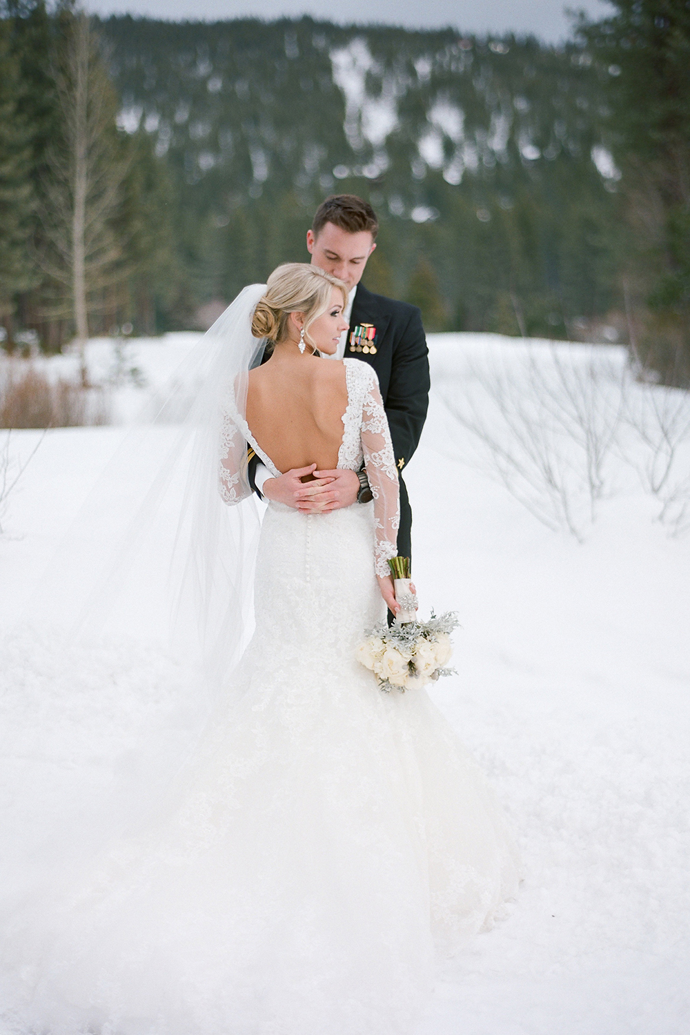 Our Winter Wonderland Wedding