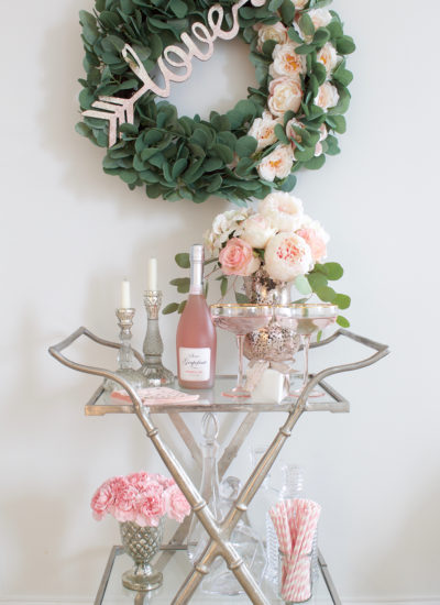 Pretty in Pink :Valentines Day Barcart Blog Hop