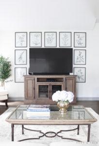 8 Creative Ways To Decorate Around Your Tv
